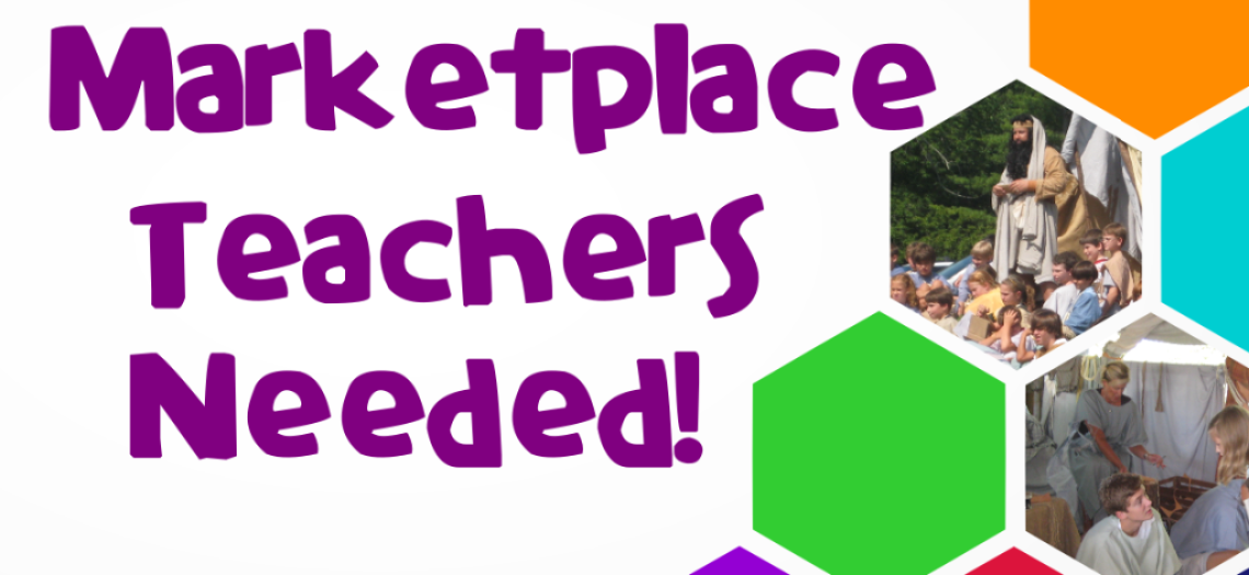 Marketplace teachers