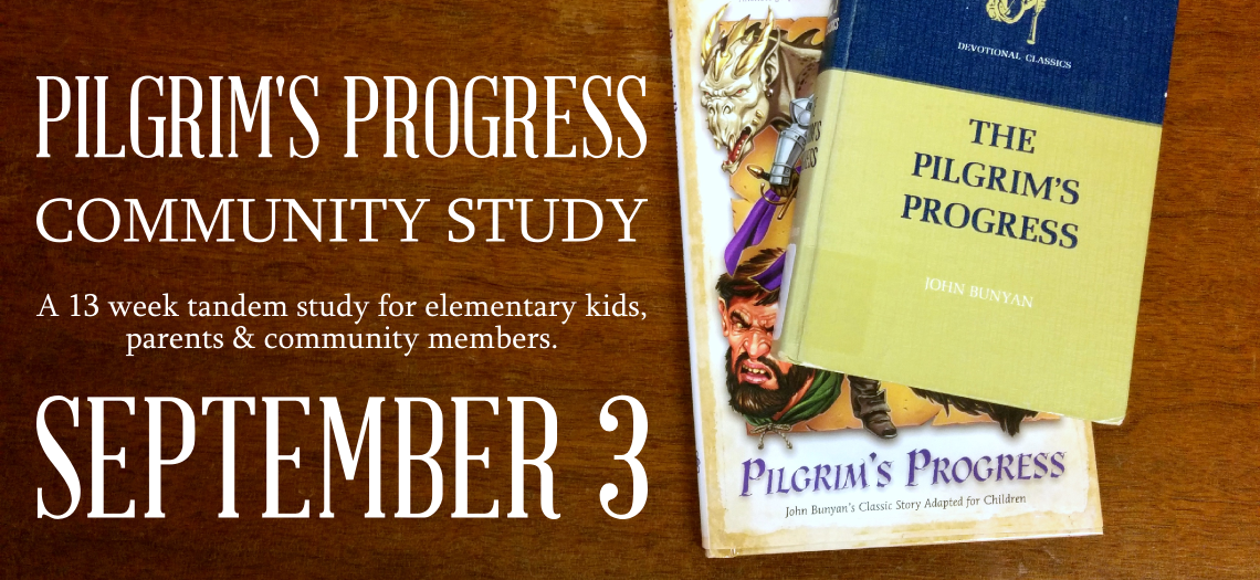 Pilgrims Progress Community Study