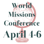 World Missions Conference 2014