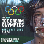 Ice Cream Olympics & 6th Grade Induction
