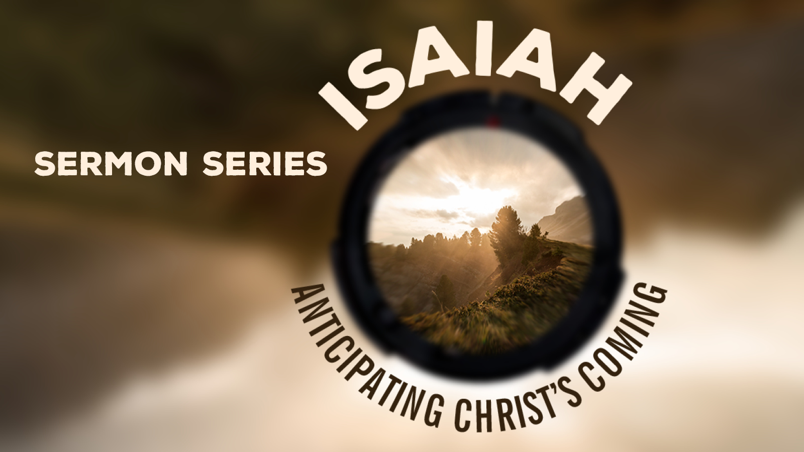Isaiah Current Series
