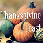 VIP November 2015 – Thanksgiving Feast