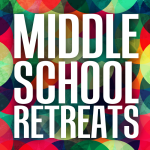 Middle School Guys' Retreat 2016
