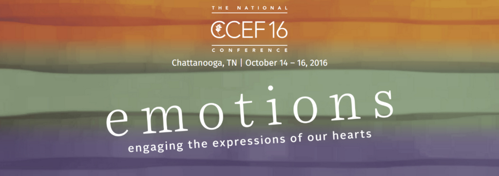 CCEF Conference in Chattanooga