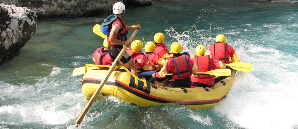 9th Grade Induction Rafting Trip