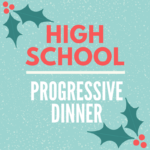 High School Progressive Dinner 2016