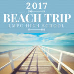 High School Hilton Head Beach Trip 2017