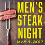 Men's Steak Night